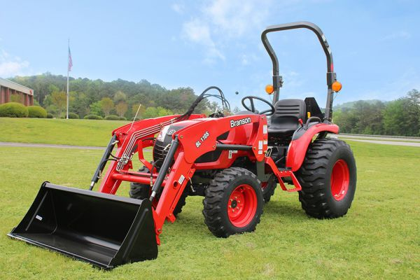 Branson Tractors | Tractors | 10 Series 25 hp for sale at Hines Equipment, A full-service equipment dealer in Central Pennsylvania.