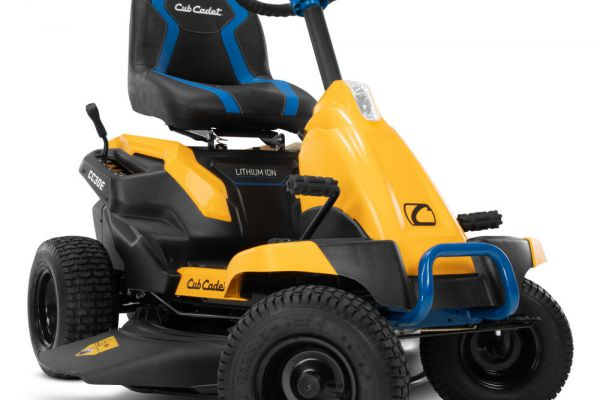 Cub Cadet | Electric Mowers | Model CC 30 e Electric Rider for sale at Hines Equipment, A full-service equipment dealer in Central Pennsylvania.