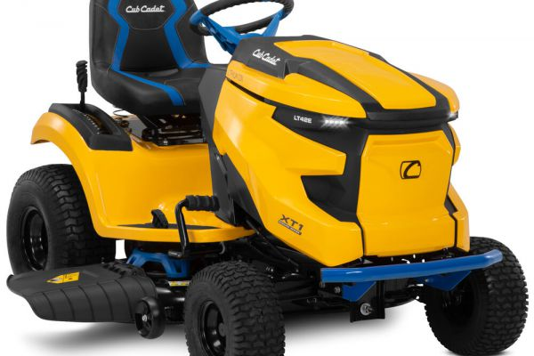 Cub Cadet | Electric Mowers | Model XT1 LT42E for sale at Hines Equipment, A full-service equipment dealer in Central Pennsylvania.