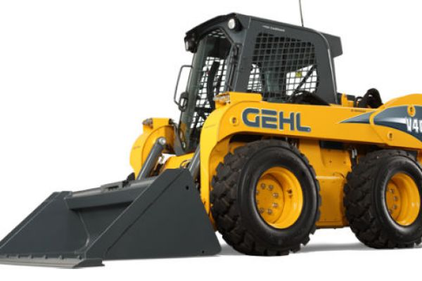 Gehl | Vertical Lift | Model V400  for sale at Hines Equipment, A full-service equipment dealer in Central Pennsylvania.