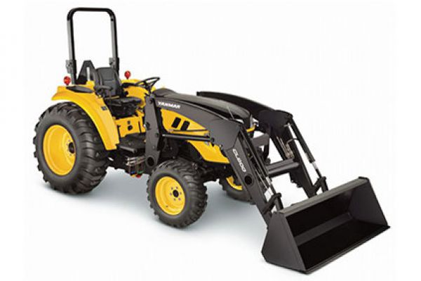 Yanmar | LX410 | Model LX410 TL w/ Rear Remote for sale at Hines Equipment, A full-service equipment dealer in Central Pennsylvania.