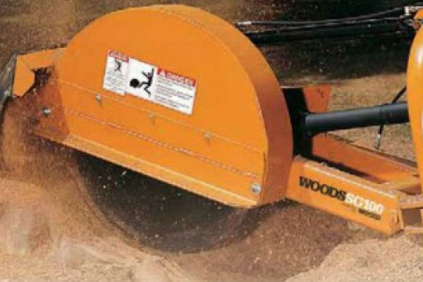 Woods | Stump Grinders | Model SG100 for sale at Hines Equipment, A full-service equipment dealer in Central Pennsylvania.