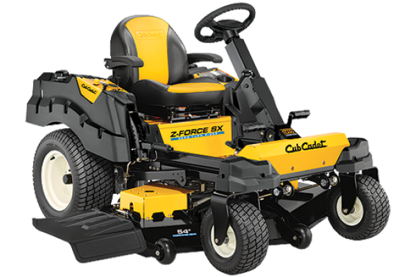 Cub Cadet | Z-Force S/SX Series | Model Z-FORCE SX 54 KW for sale at Hines Equipment, A full-service equipment dealer in Central Pennsylvania.