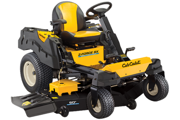 Cub Cadet | Z-Force S/SX Series | Model Z-Force SX 60 KW for sale at Hines Equipment, A full-service equipment dealer in Central Pennsylvania.