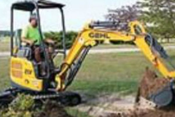 Gehl | Compact Excavators | Model Z17 for sale at Hines Equipment, A full-service equipment dealer in Central Pennsylvania.