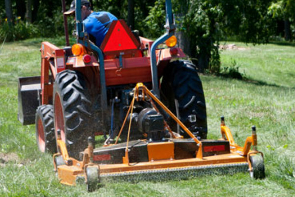 Woods | Finish Mower | Rear Mount for sale at Hines Equipment, A full-service equipment dealer in Central Pennsylvania.